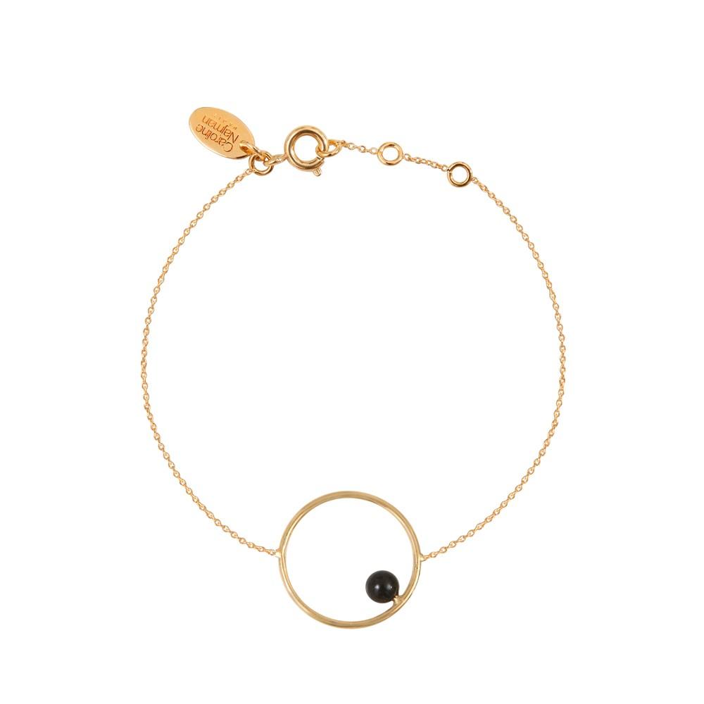 Bracelet doré mystic black Néo