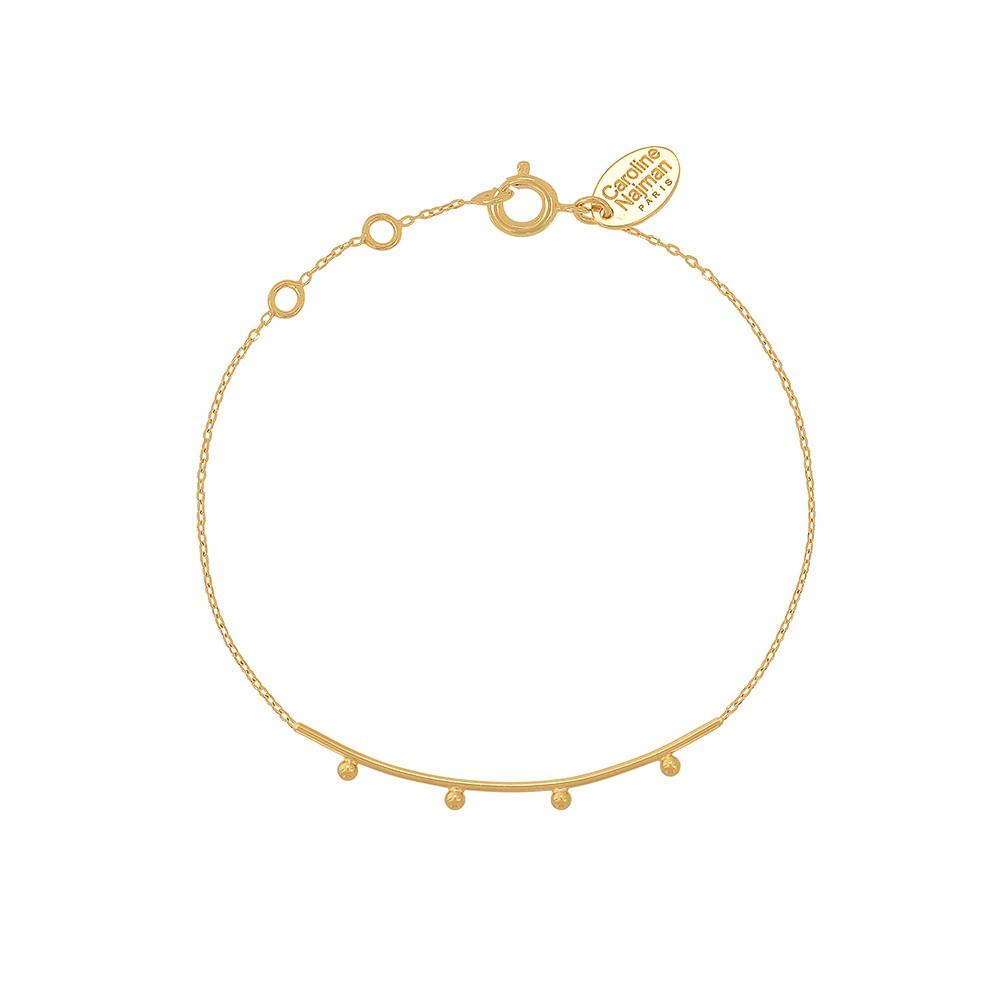 Bracelet doré Blast