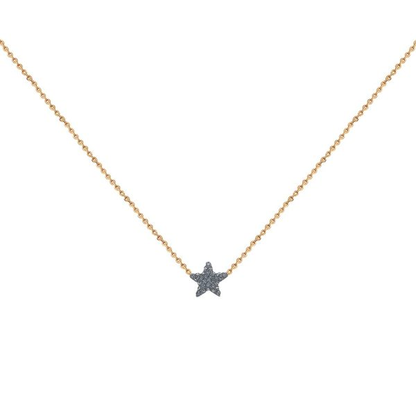 Collier doré Kuchi Star Night