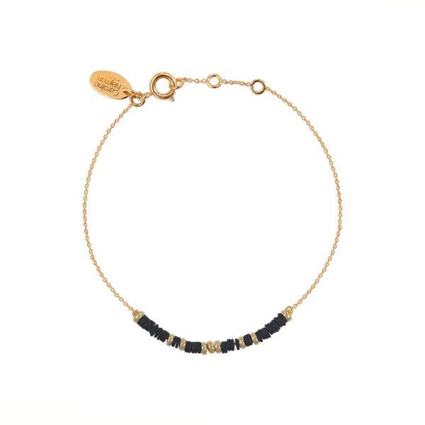 Bracelet doré Finerock