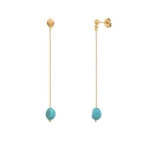 Queen Sea BO turquoise