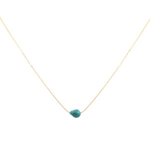 Queen sea collier turquoise